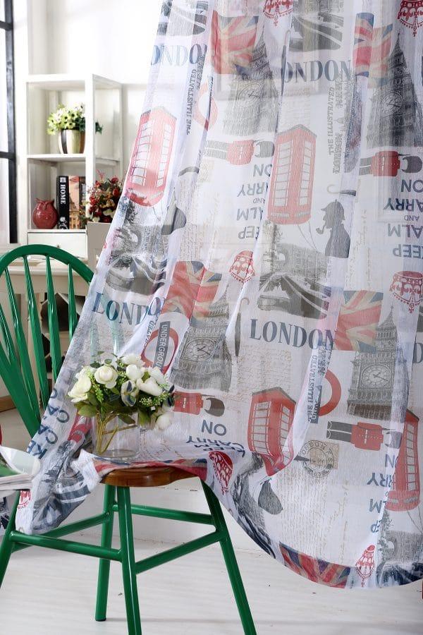 London gordijn