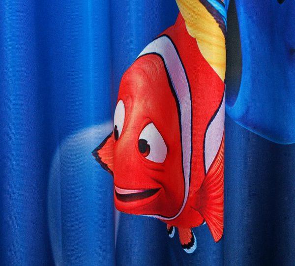 Nemo gordijn