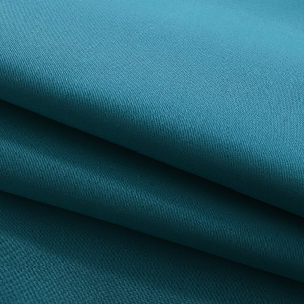 Verduisterings gordijnen 100% verduisterend lichtblauw