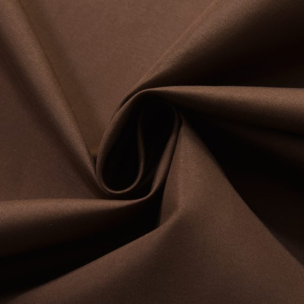 Verduisterings gordijnen 100% verduisterend bruin
