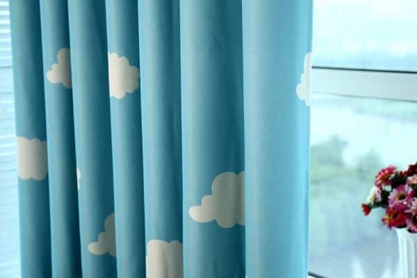 Wolken gordijnen