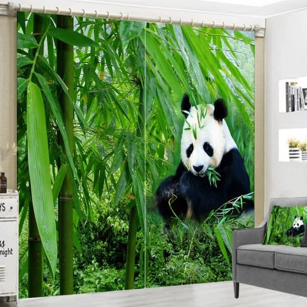 Panda taj mahal